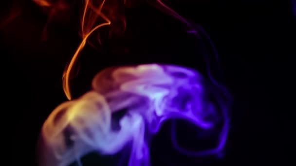Blue And Red Artistic Smoke Abstract Wallpaper