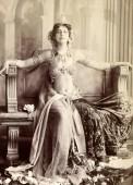 Mata Hari, 7 August 1876 - 15 ctober 1917
