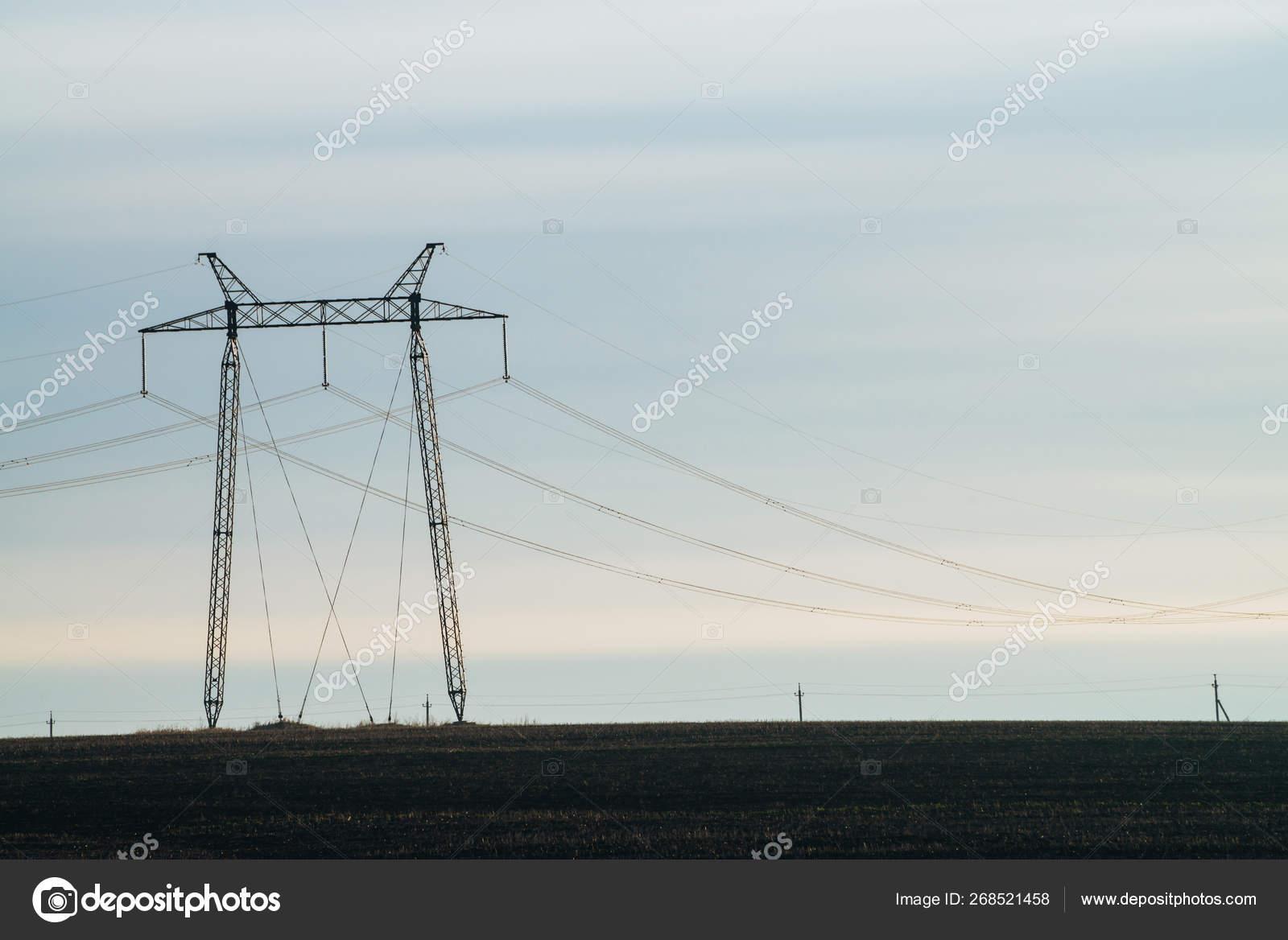 картинка линия электропередач на фоне крыма многое