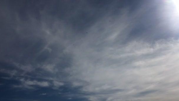 sky blue Cloud background