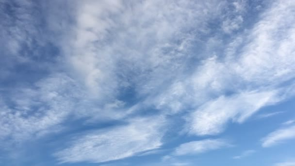 Beauty cloud against a blue sky background. Clouds sky. Blue sky with cloudy weather, nature cloud. White clouds, blue sky and sun.