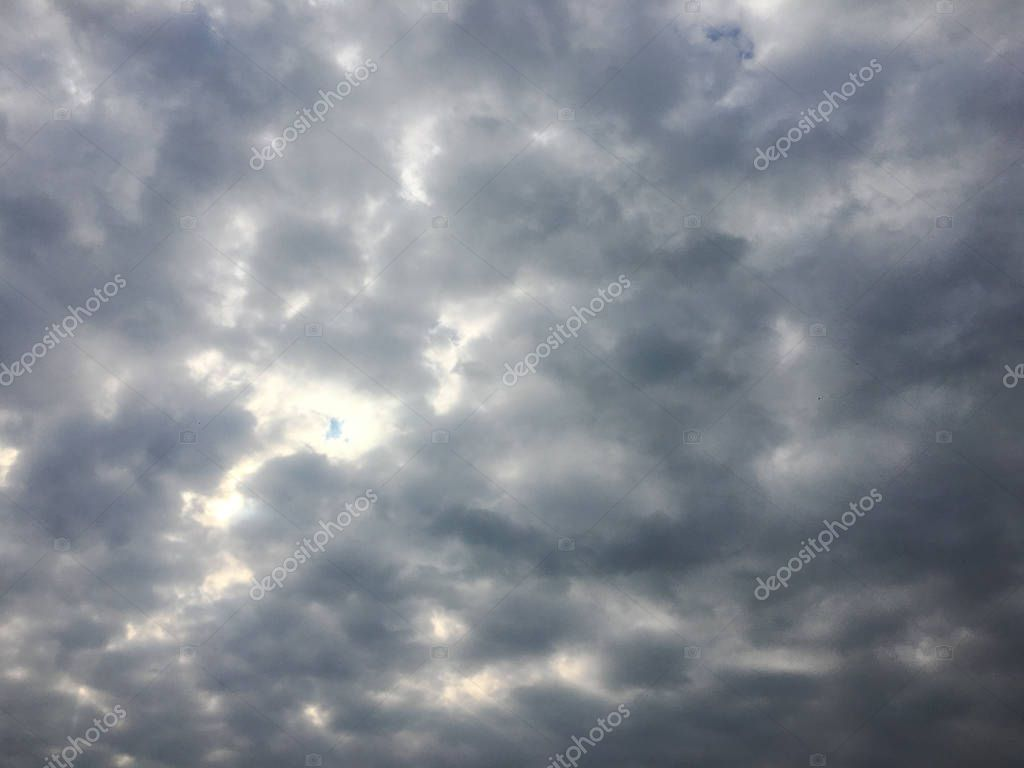 Beautiful blue sky with clouds background. Sky clouds. Sky with clouds weather nature cloud blue. Blue sky with clouds and sun.
