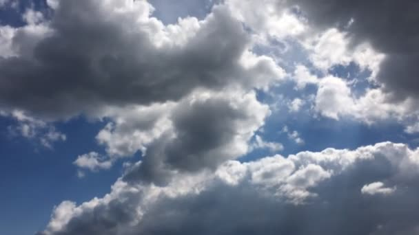 beautiful clouds with blue sky background. Sky with clouds weather nature cloud blue. Blue sky with clouds and sun.