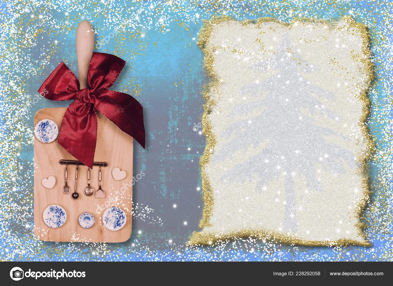 Carte De Menu Pour Noel.Carte De Menu Noel Vintage Photographie Risia C 228292058