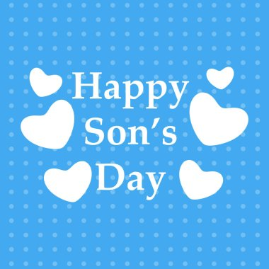 Illustration of background for Son's Daughter's Day