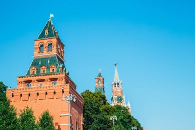 Kremlin fortress in Moscow, Russia