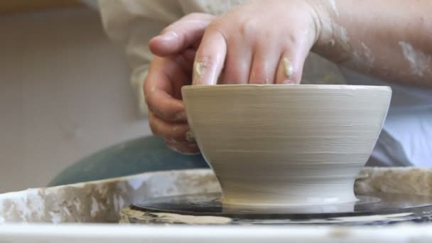 pottery skill traditional art potter modeling clay