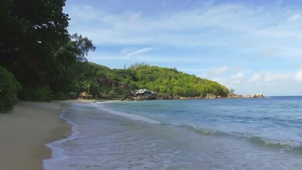 Chůze na pláž Takamaka, Ostrov Mahé, Seychely 1
