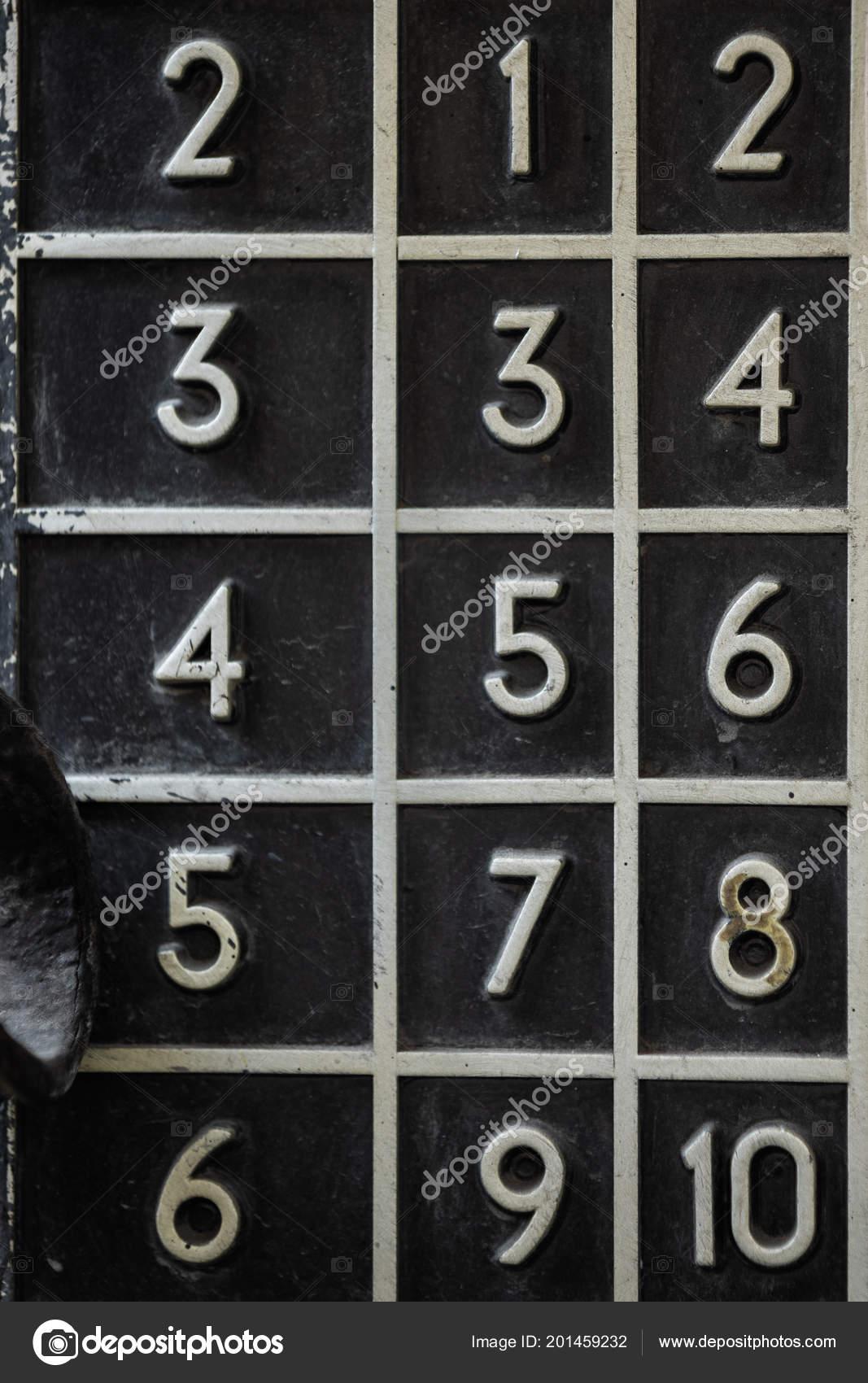 cell phone dial pad close up — Stock Photo © alas_spb #201459232