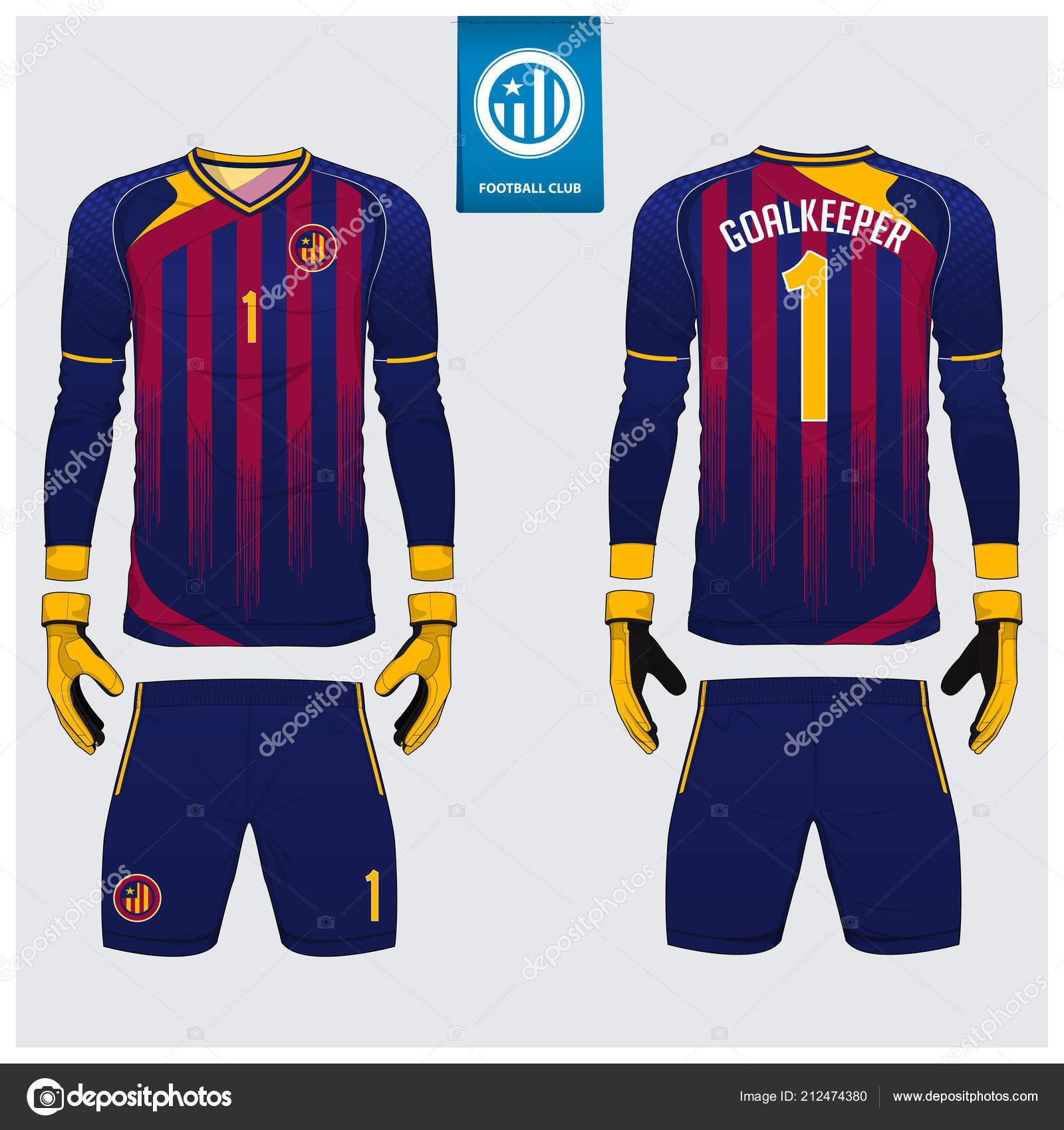goalkeeper jersey soccer kit long sleeve jersey goalkeeper glove