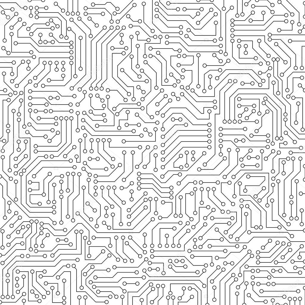 Icons Website Search Over 28444869 Icon Computer Code And Circuit Board Background Illustration White Seamless Pattern Texture High Tech In Digital Technology Concept