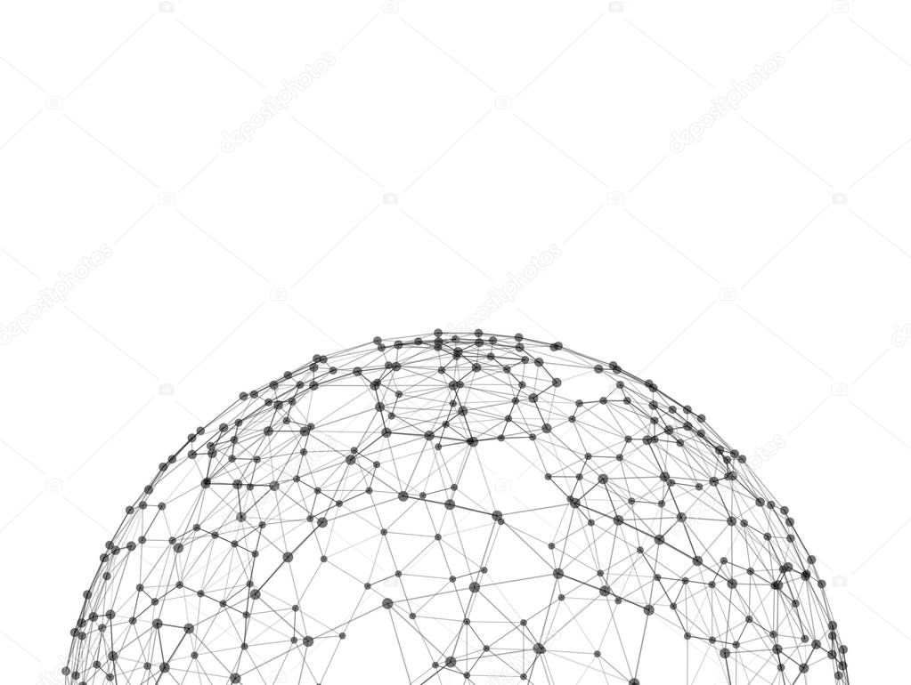 Icons Website Search Over 28444869 Icon Abstract Wireframe Globe On Circuit Board And Binary Code Background Sphere With Network Connection Lines Dots Isolated White In Futuristic Digital Computer Technology Blue