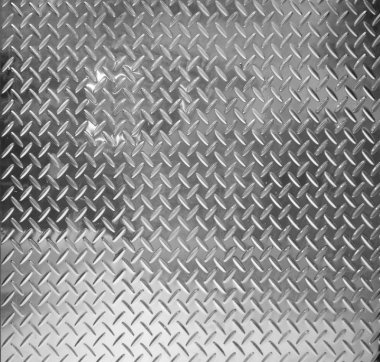 Dark metallic steel pattern surface texture. Close-up of interior material for design decoration background