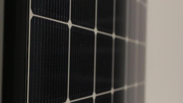 Energie solární panely