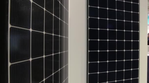 solární panely technologie