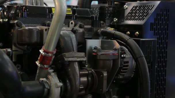 Motor generátor elektrické energie