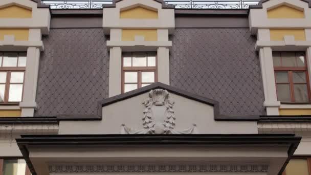 Mansion Exterior Facade
