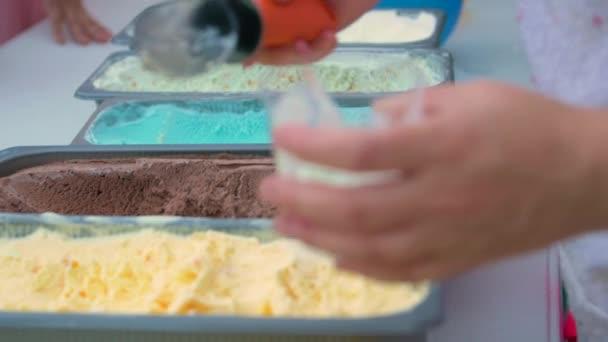 Zmrzlinový krém na zmrzlinu