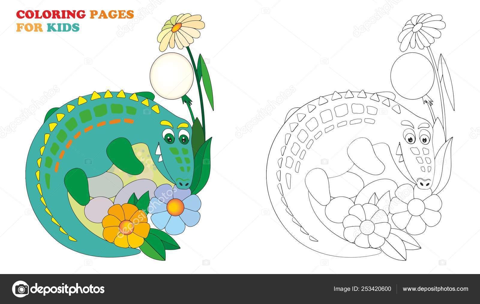 Orinoco Crocodile Coloring Page - Free Crocodile Coloring Pages ...   1015x1600