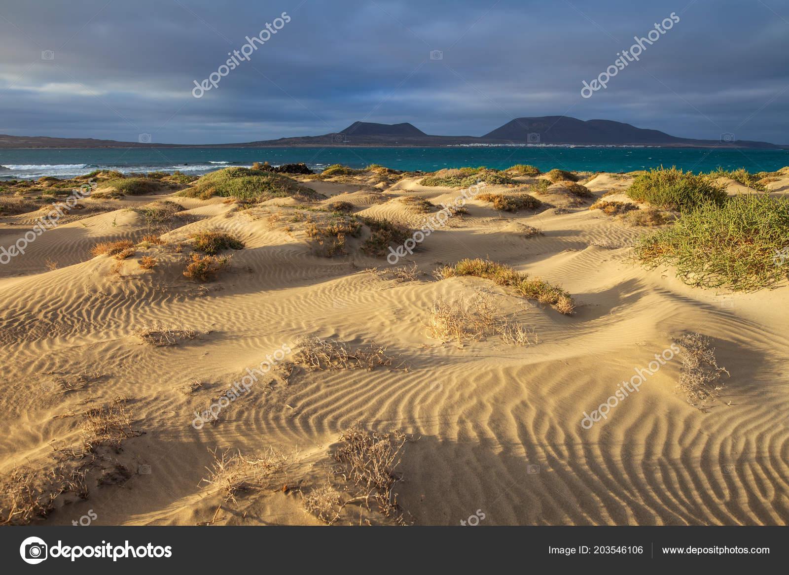 Sandsturm Lanzarote
