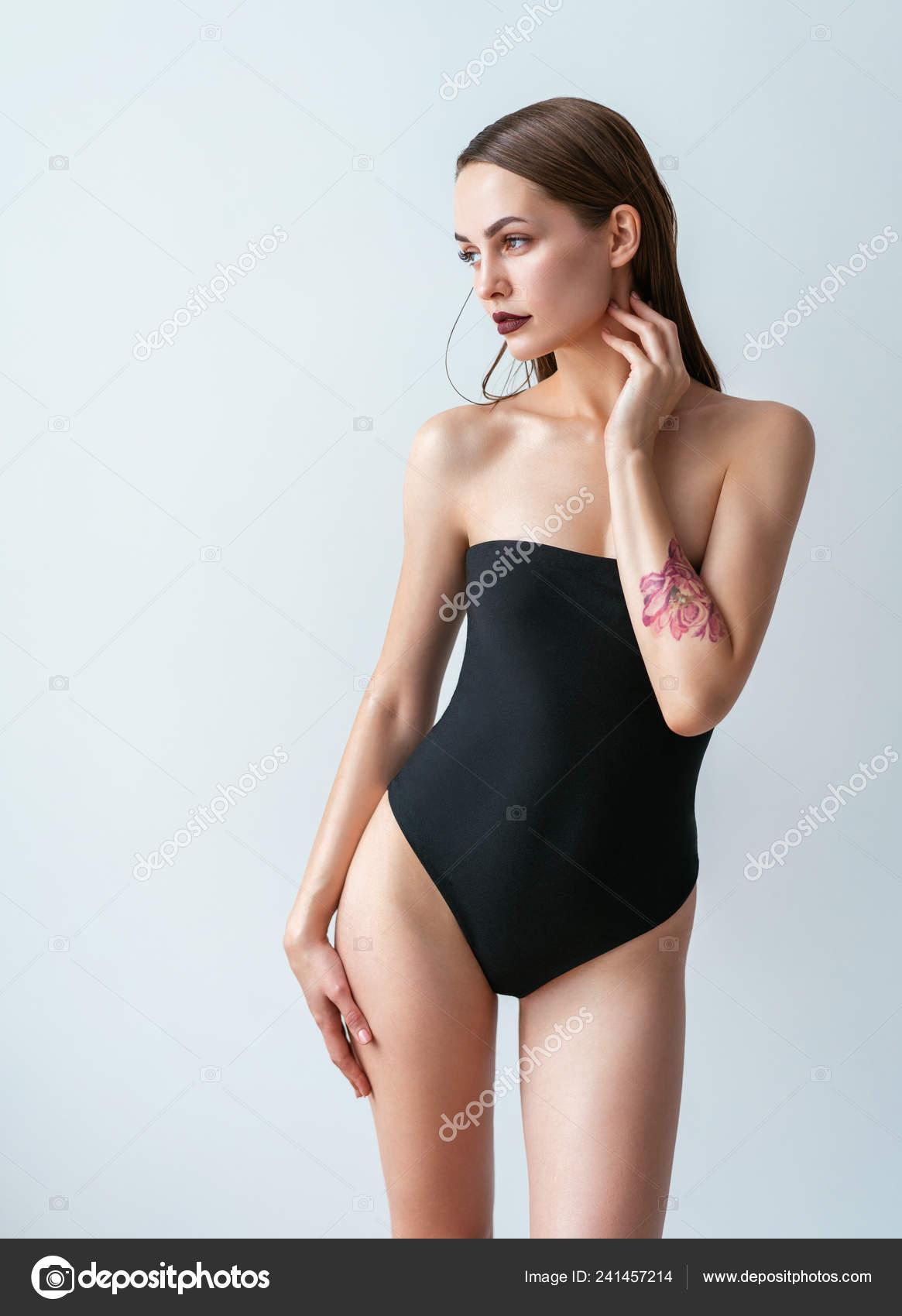 nero donna sexy pic