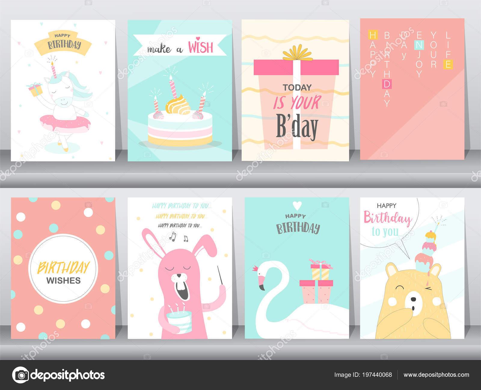 Imágenes Plantillas Para Invitaciones Cumpleaños Infantiles