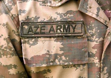 Azerbaijan military uniform. Azerbaijan Army