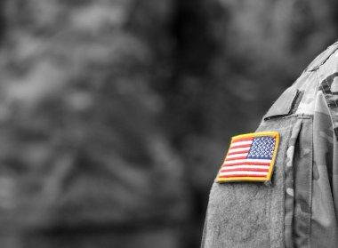 US troops. US soldiers. US army