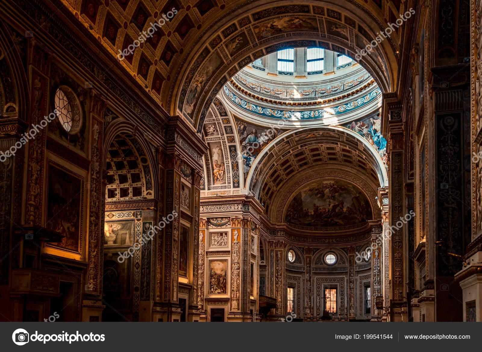 saint andrea basilica italian renaissance architecture travel
