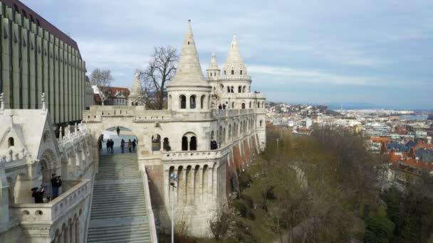 Panorámát a Buda Hill, Budapest, Magyarország