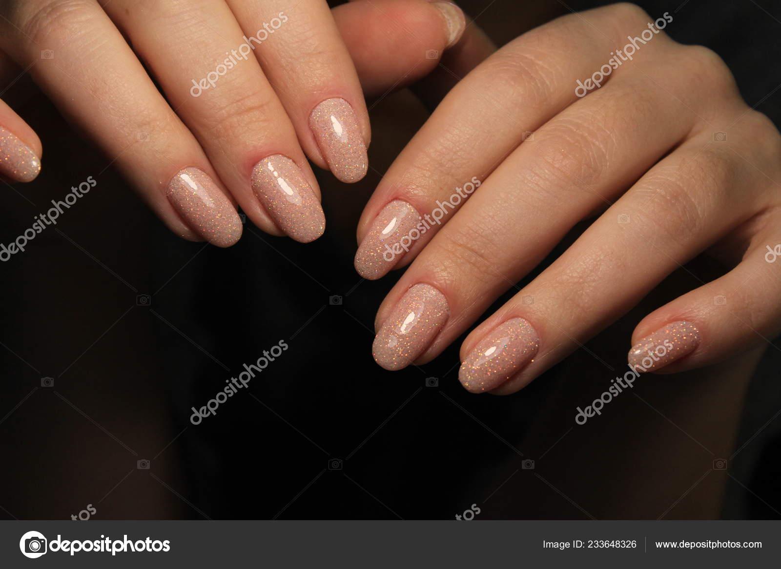 Winter gel nail colors 2018