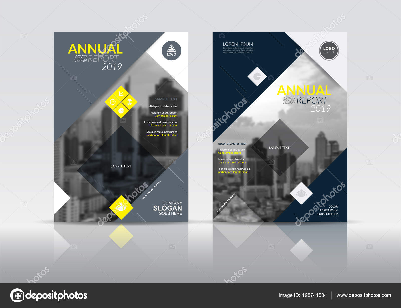 cover design template annual report cover flyer presentation, Presentation Front Page Template, Presentation templates