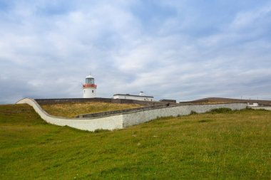 Saint Johns Point Lighthouse, to see it looming at the end of one of the longest peninsulas in Ireland.