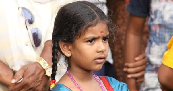 indian small girl kid 30. janus 2019 hyderabad indien