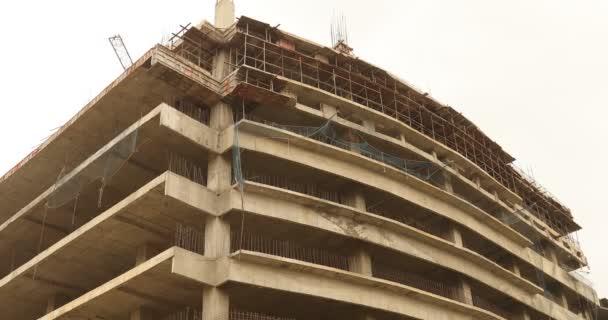Construction office Building site