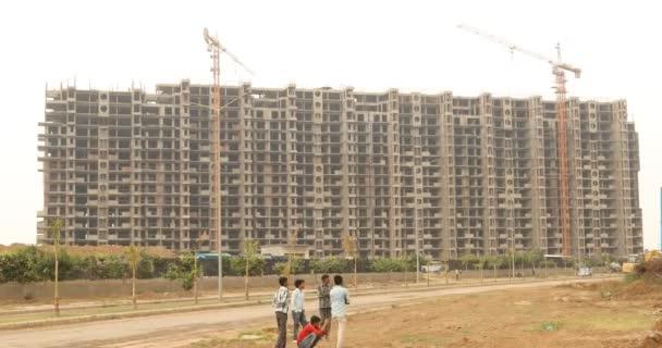 Stavební pobočka staveniště