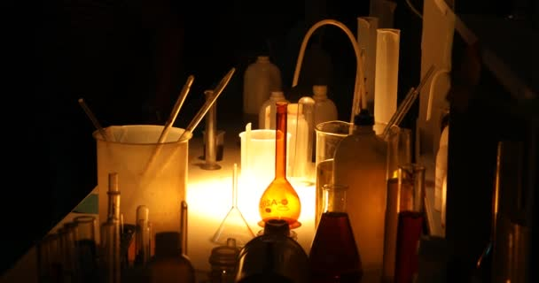 Poisons and other chemicals in Laboratory