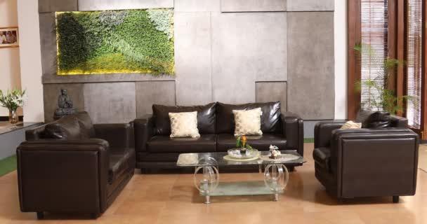 Interiér moderního domova 25. května 2019 Hyderabad India