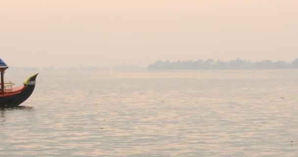 Tourist Houseboat Kerala India
