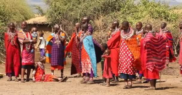 Masai Tribes In Kenya Africa 26th Aug 2019