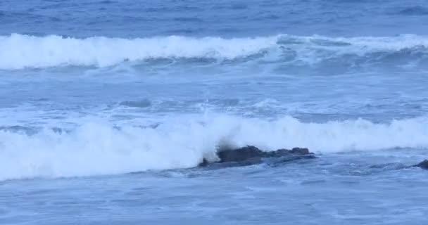 Vodní vlny v moři