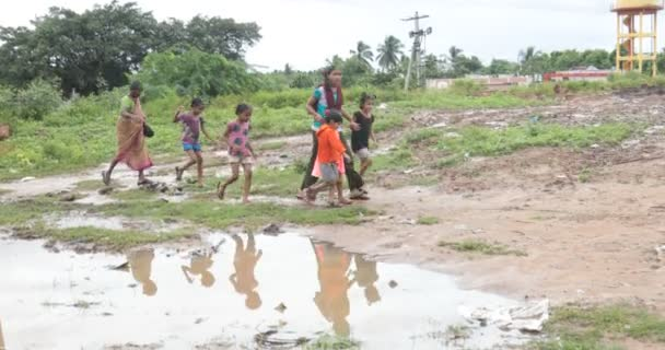 Poor Childs in Hyderabad India 23rd March 2020