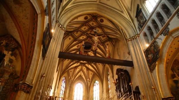 A Vintage Church Europe belső tere