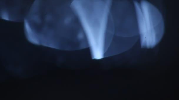 Makro záběr vody Textura
