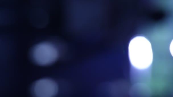 Detailní záběr stínu Ghost Silhouette
