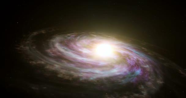 A következő reptér környékén: a Tejút Galaxis repülés. A csillagok és a kozmosz feltárása zökkenőmentes és végtelenített animáció.