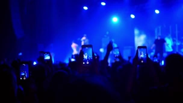 Dav párty rockový koncert