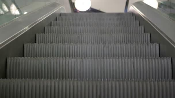 Eskalátor schodiště nakupování