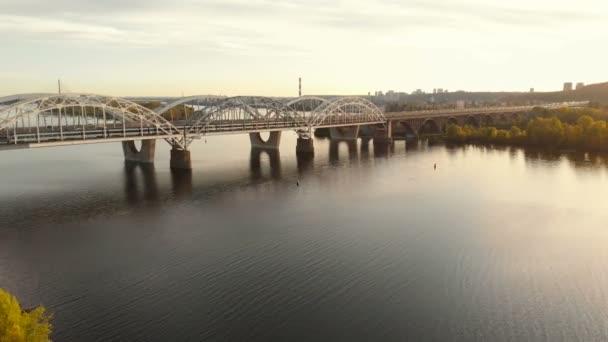 Vlaková řeka leteckého mostu