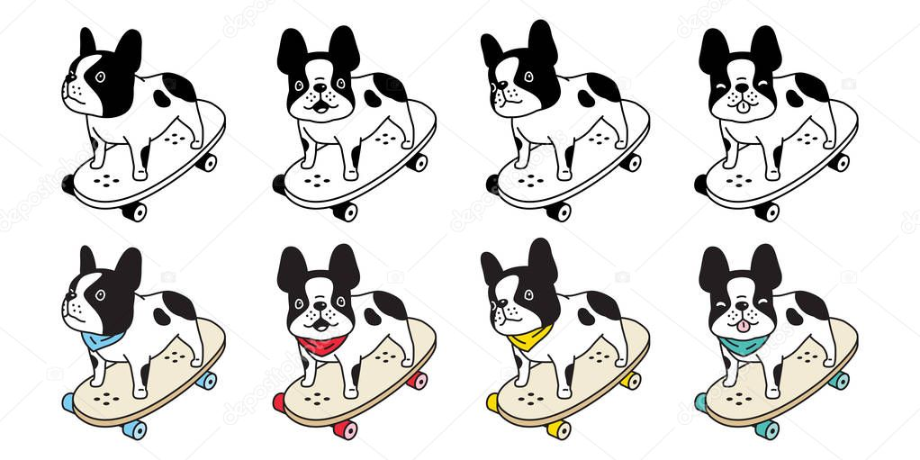 ᐈ Boston terrier cartoons stock drawings, Royalty Free boston terrier smile  images | download on Depositphotos®